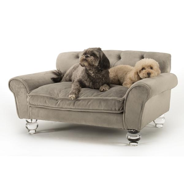 Felix Chien La Joie Tufted Velvet Dog Bed 279 99 Http Www Felixchien