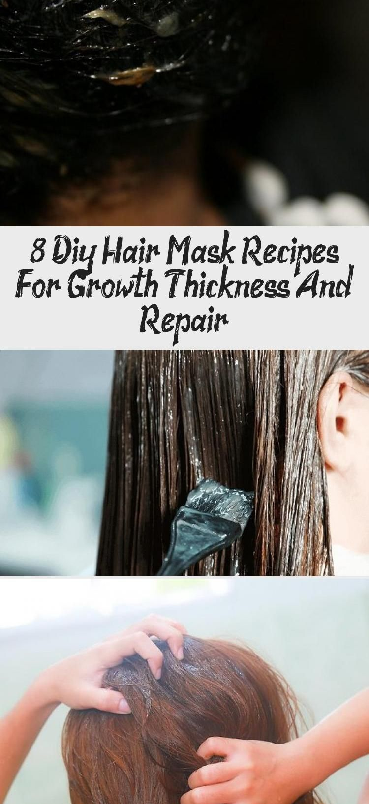 Hair Supplement} and DIY hair mask recipes for growth and thickness are all over the internet, but these recipes are not only safe but also helps to repair your hair effectively! #hairgrowthSuperFast #hairgrowthLength #Newhairgrowth #hairgrowthProgress #hairgrowthInAYear