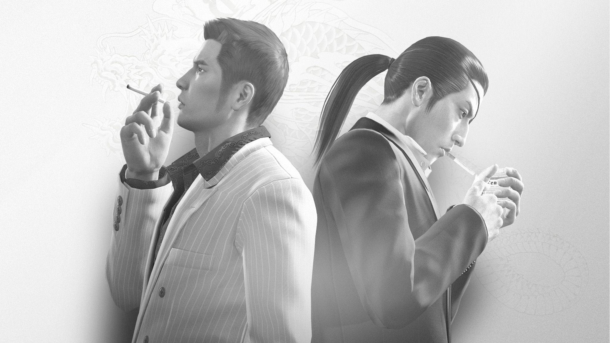 Yakuza Zero Resident Evil Vii Full Hd Pictures Kiryu