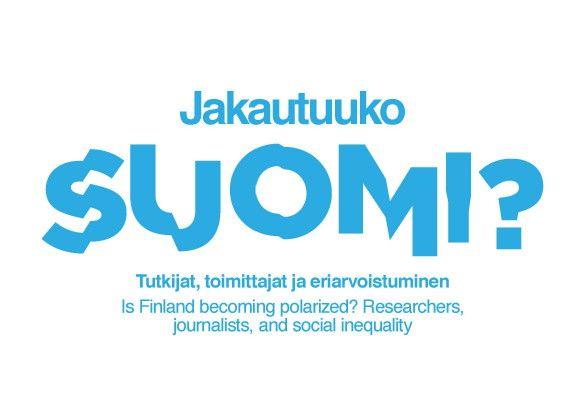 Ympäristökonfliktisopan rahoittajana Koneen säätiö, Jakautuuko Suomi?