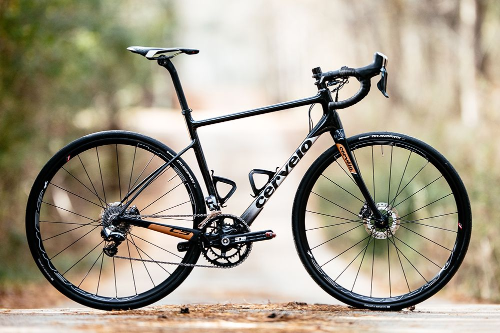 First Ride Cervelo C5 Endurance Bike