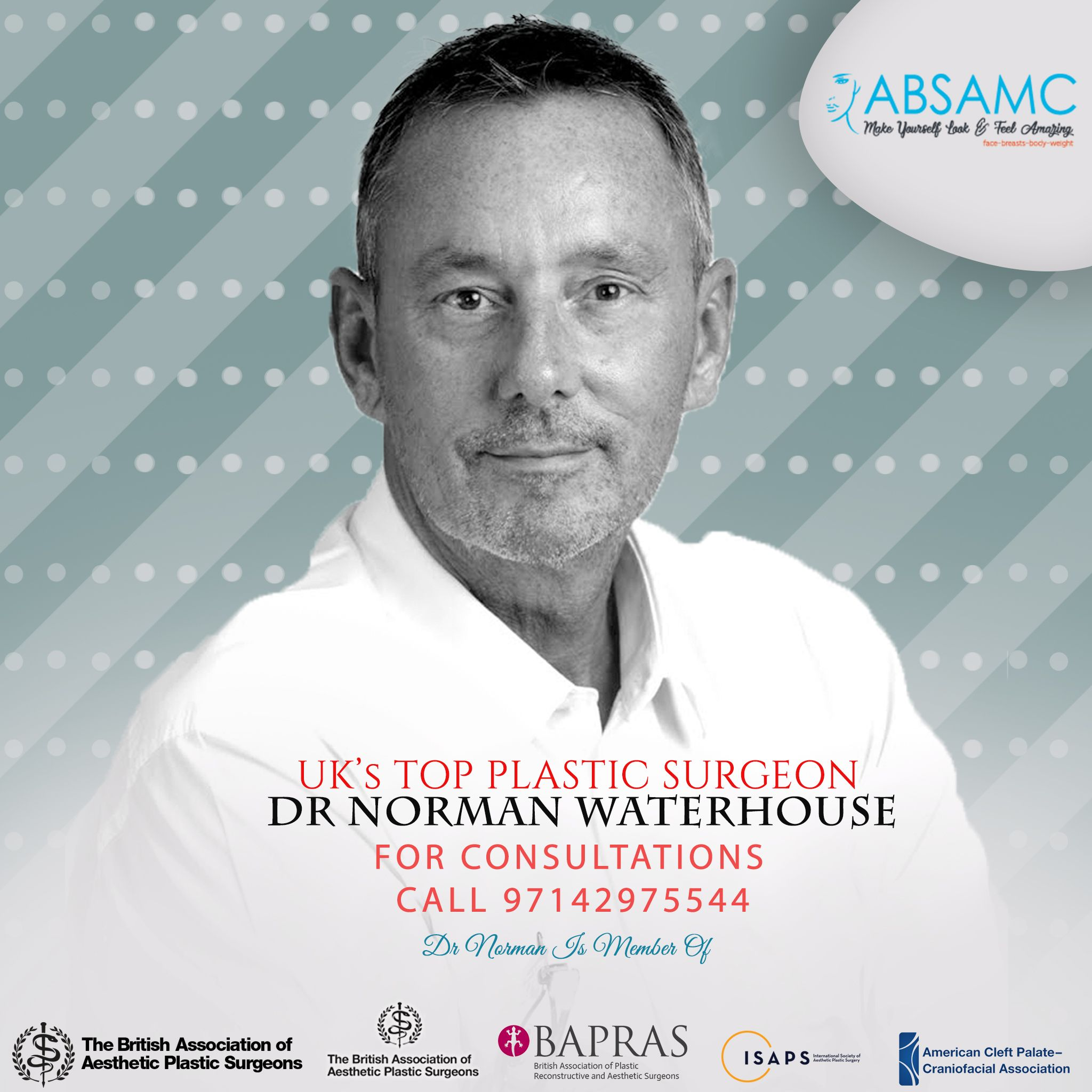 Dr Norman Waterhouse Plastic Surgeon Doctors Top Plastic Surgeons Plastic Surgeon