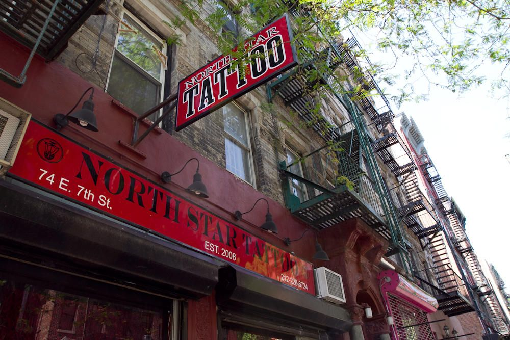 Thirteen of the Best Tattoo Shops in Brooklyn and Manhattan | NYC ...