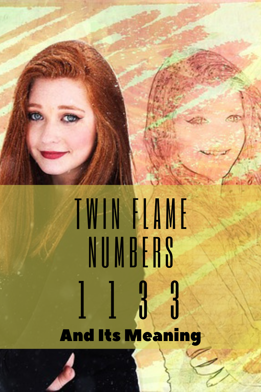Twin Flame Numbers 1133 and its Meaning  Number