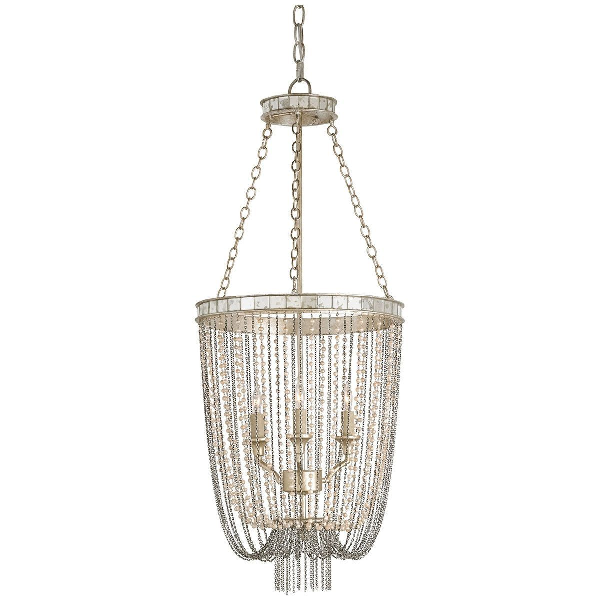 white hampton in arn silver product casual medium visual chandelier aerin burnished leaf plaster comfort