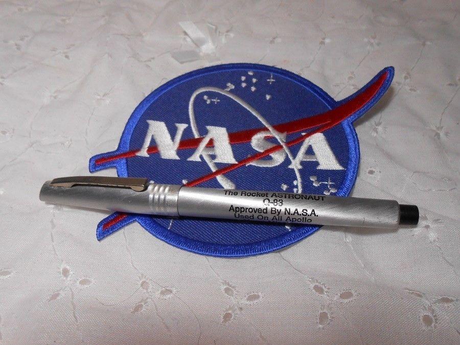 Hasil gambar untuk nasa space pen