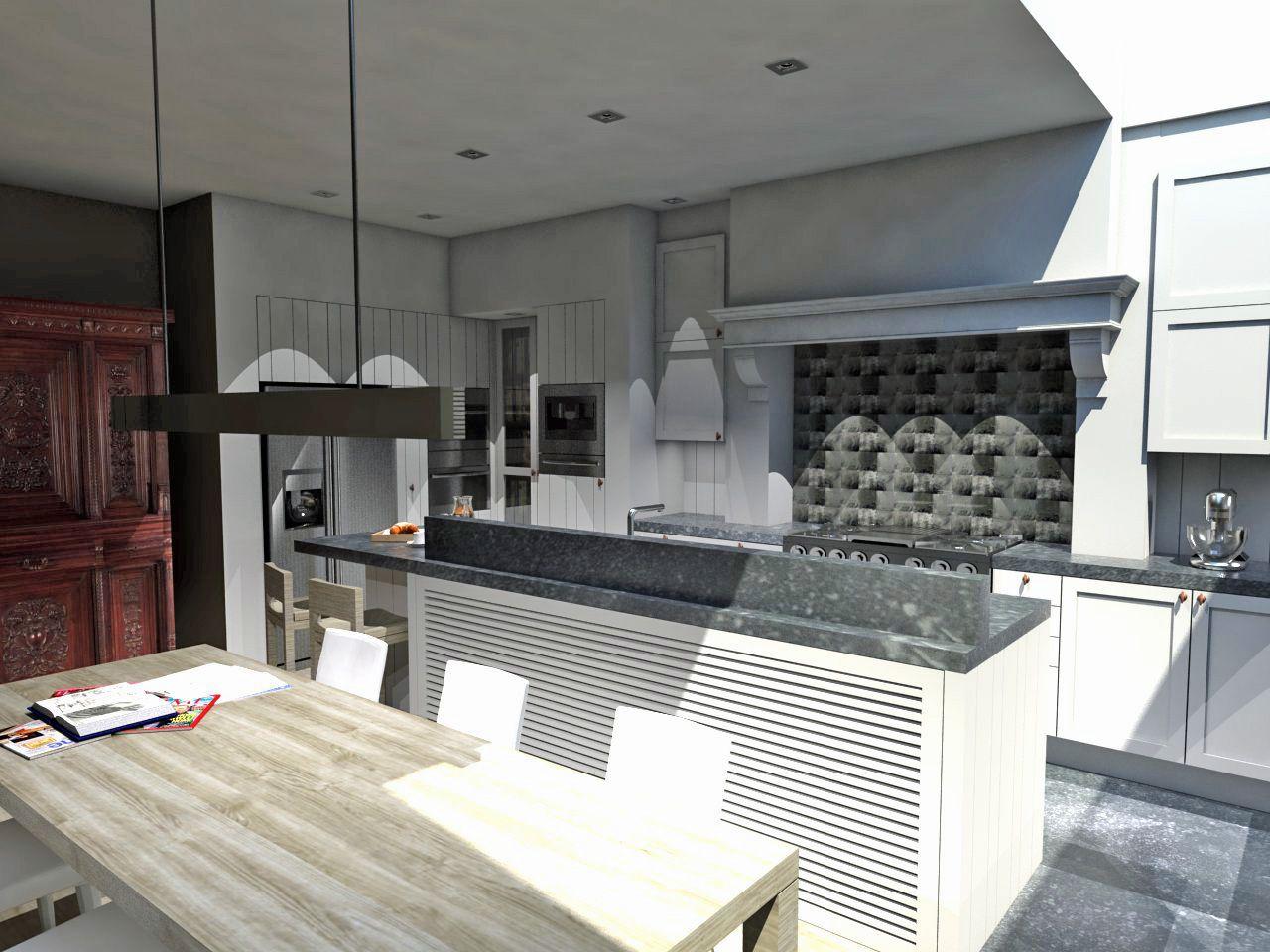 Ideas de #Contract de #Comedor, #Cocina, estilo #Rustico diseñado ...