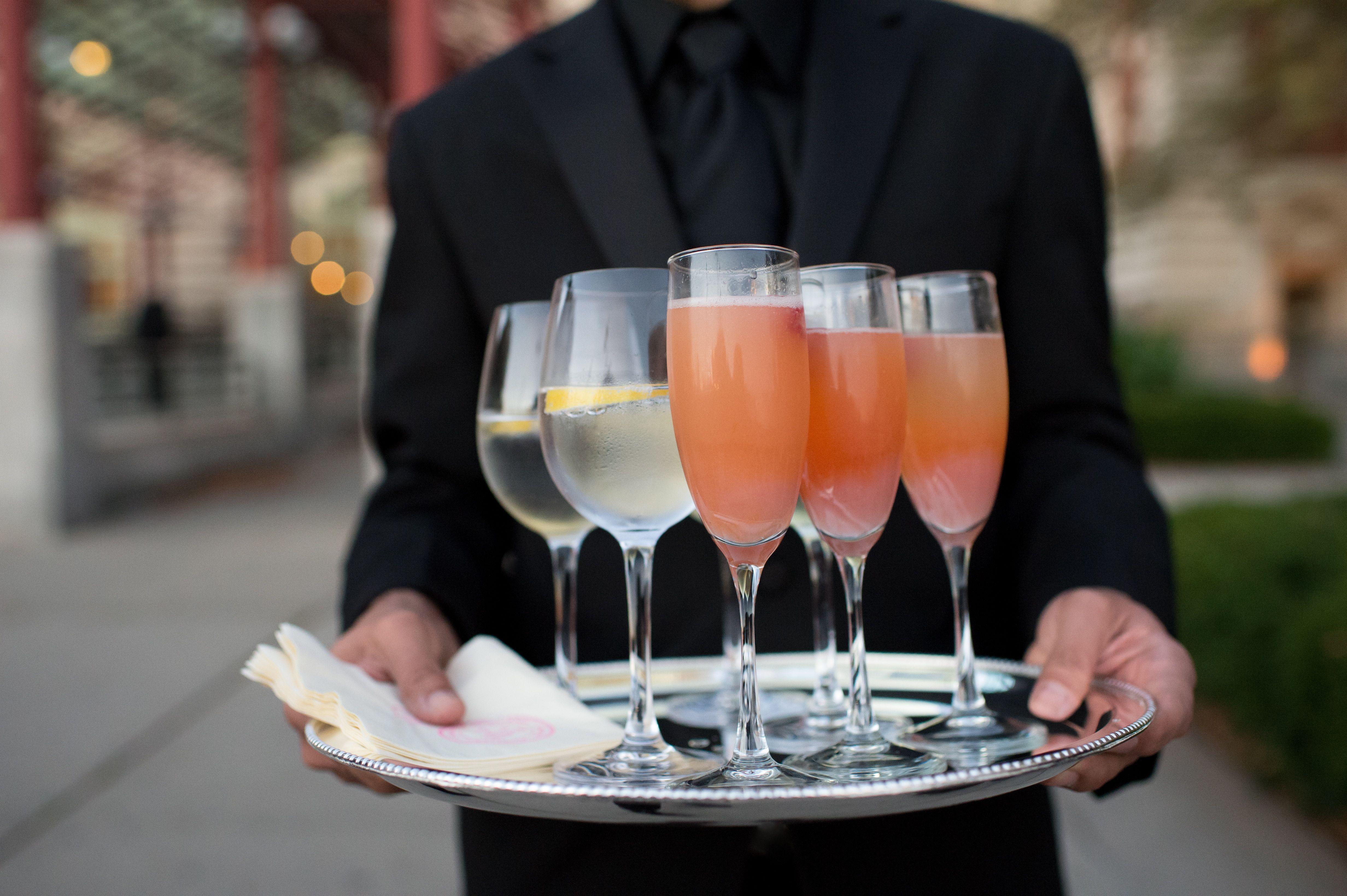 Cocktails, anyone?   New York   Ellis Island Wedding   Elissa Held Events