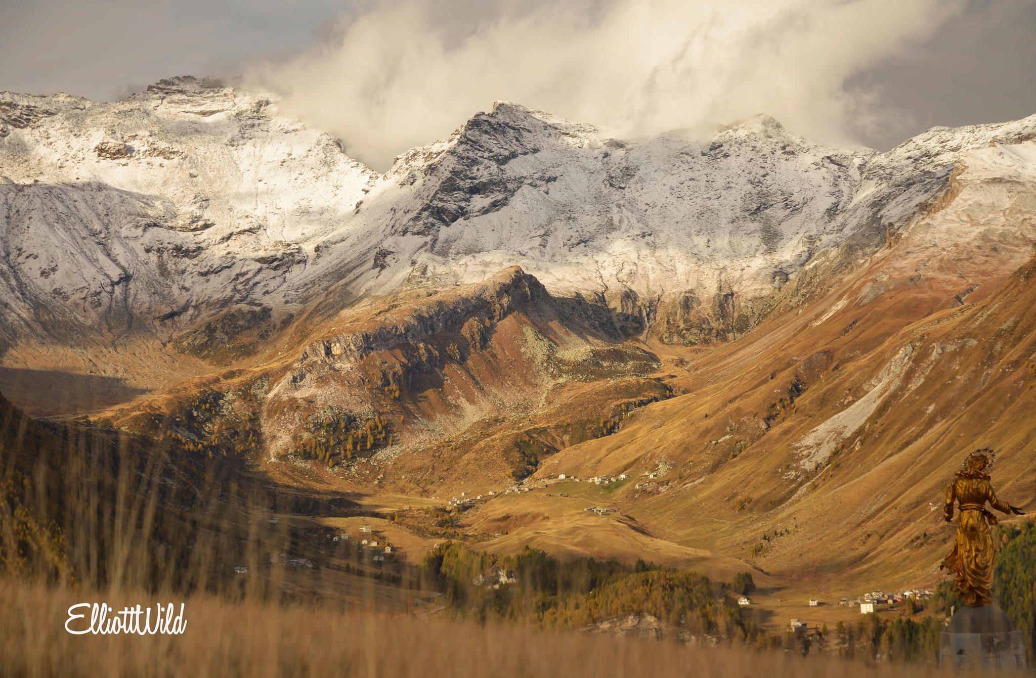 Photograph Starleggia valley by ElliottWild on 500px