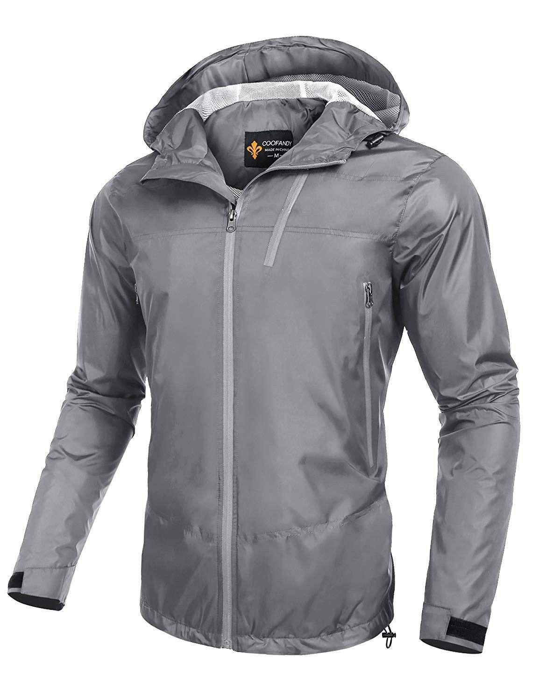 Men S Lightweight Outdoor Waterproof Rain Jacket Packable Hooded Sports Raincoat Windbreaker Jackets Grey2 Cb188awi59k Size Small Waterproof Rain Jacket Mens Outdoor Clothing Windbreaker Jacket [ 1500 x 1154 Pixel ]