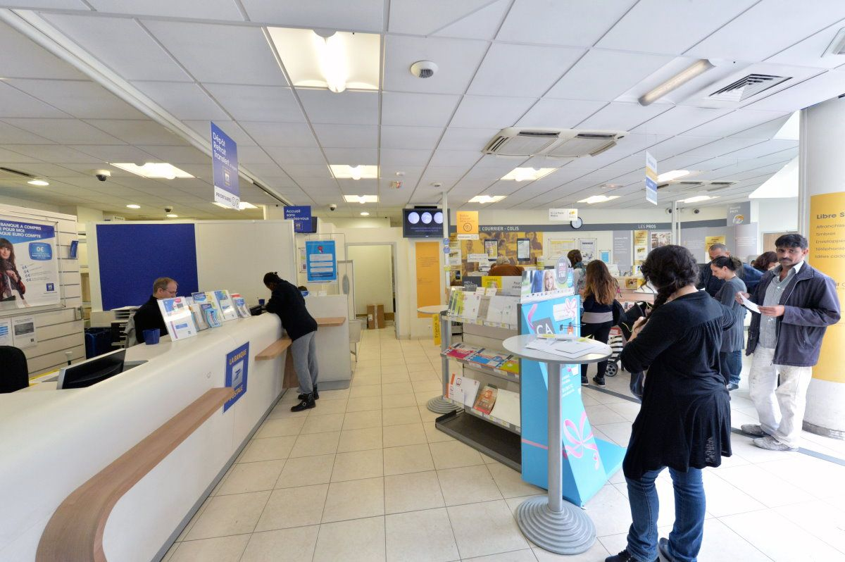 Bureau de poste paris beaugrenelle paris e arr