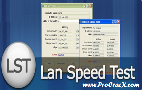 LAN Speed Test v3 5 Serial Key Crack is a very easy-to-use