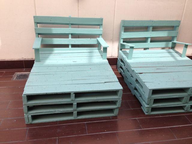 rec rewind diy asientos con palets - Asientos Con Palets