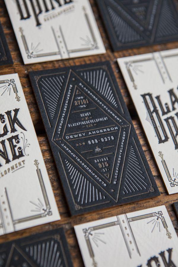 Black Pine Branding by Device Creative Collaborative