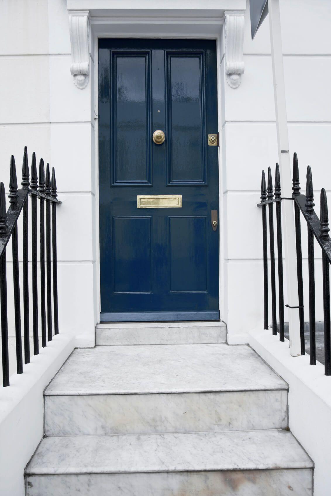 cool front door knobs. 21 Cool Blue Front Doors For Residential Homes Door Knobs E