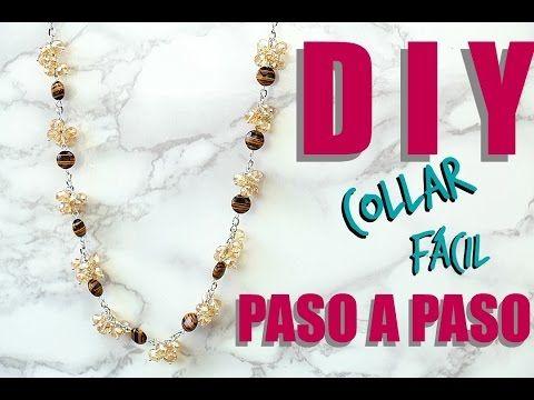 08562c55d1ea Como Hacer un Collar para Mujer en Perlas con Mostacilla - Hogar Tv por  Juan Gonzalo Angel - YouTube