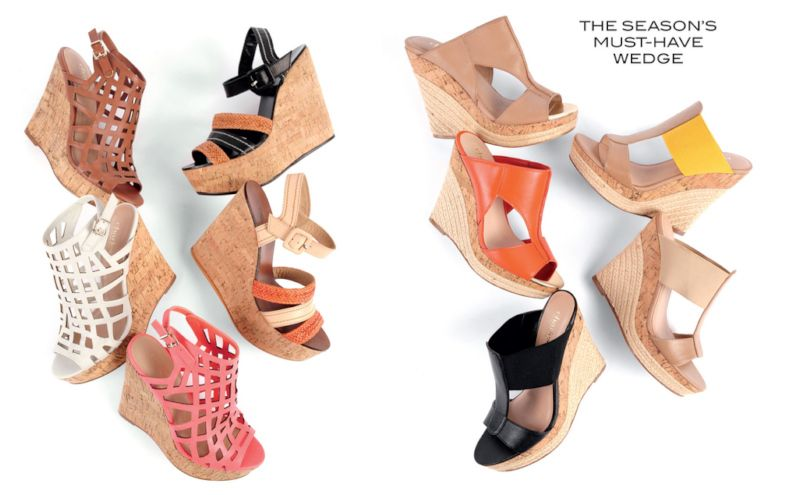 Spring's best designer shoes abloom @ Simply Soles