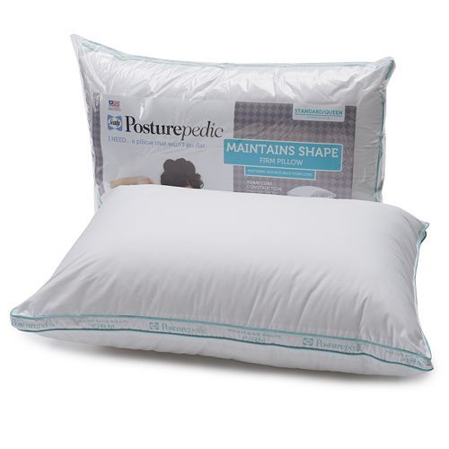 $40 - Kohls - Sealy Posturepedic 300-Thread Count Maintains Shape Firm  Pillow