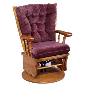 Jumbo Rocking Chair Cushions Glider Rocker Replacement Cushions