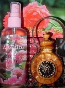 ORGANIC BULGARIAN ROSE WATER & BULGARIAN ROSE OTTO 2.1