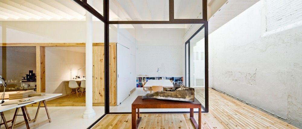 Unfinished, minimal but warm    Multidisciplinary Design Studio / Josep Ferrando + Román Ortega (3)