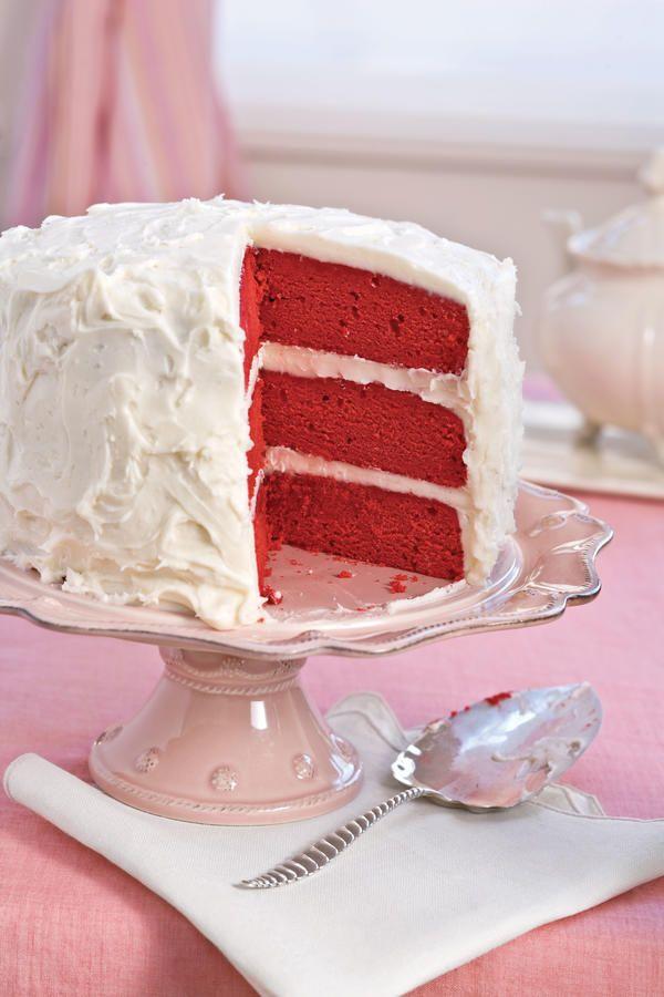 History red velvet cake recipe