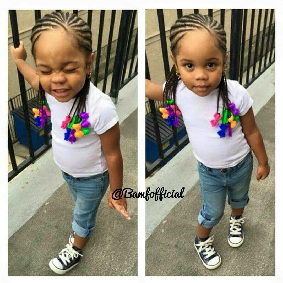 Awesome Mixed Girls Hairstyles Braids Bella Pinterest Girls Girl Short Hairstyles Gunalazisus