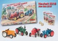 """Piccolo Brettspiel """"Das große Piccolo Traktor-Rennen"""""""