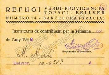 Spain - 1938. - GC - La gran novel·la de Barcelona: La merceria
