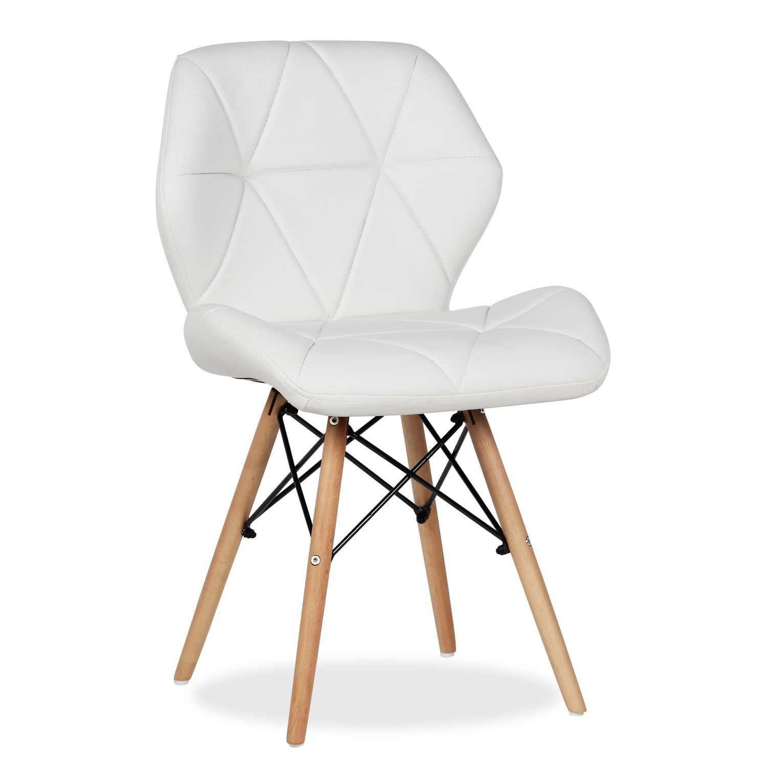 Chaise tower pentagone home sweet home pinterest for Chaise patchwork eames