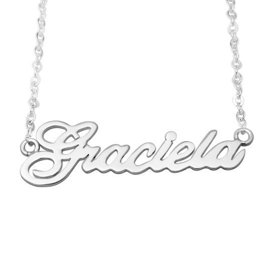 Wholesale Personalized Name Necklace by lovehandmadeanything