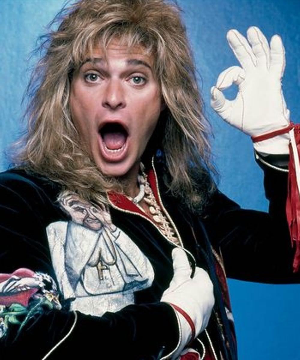 Kgf Rocks David Lee Roth David Lee Van Halen