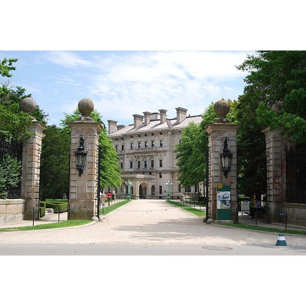 The Breakers Mansion, Newport, Rhode Island, United States