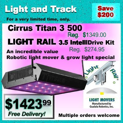 Light and Track LightRail and Titan 3