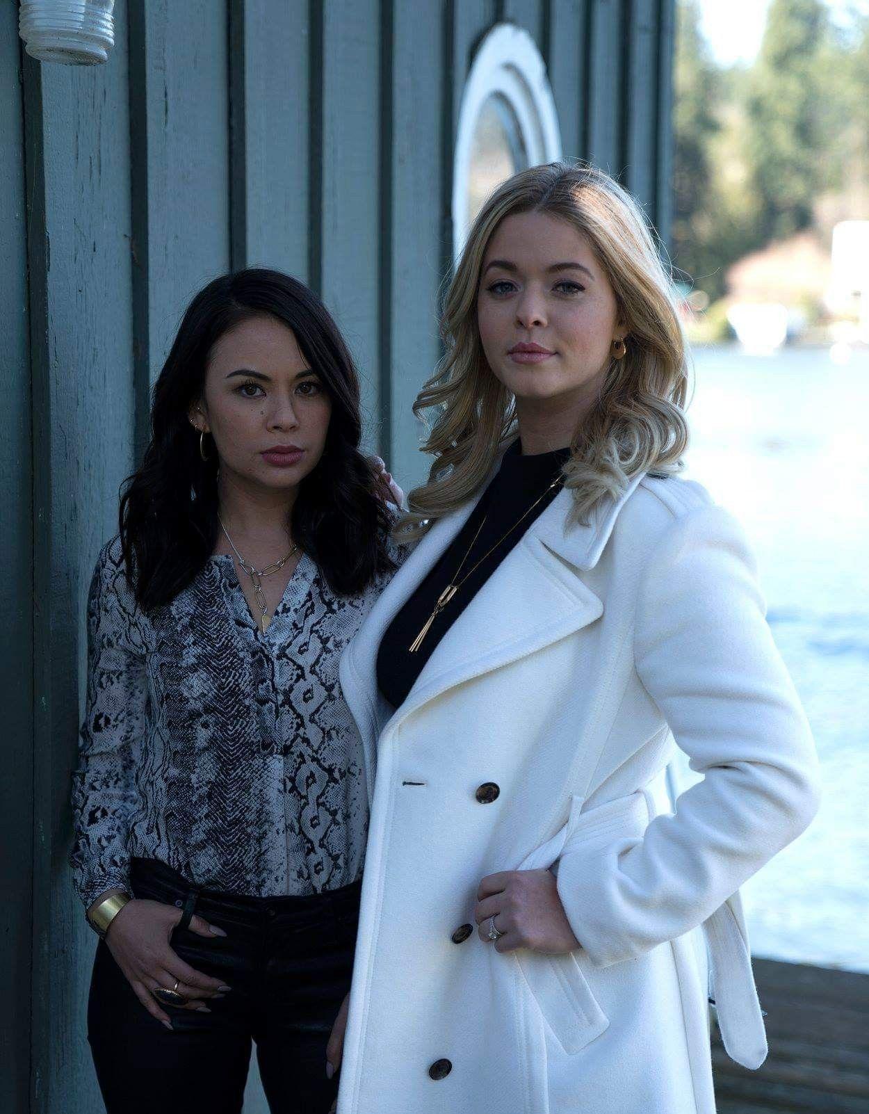 Mona Vanderwaal & Alison DiLaurentis | Little liars ...