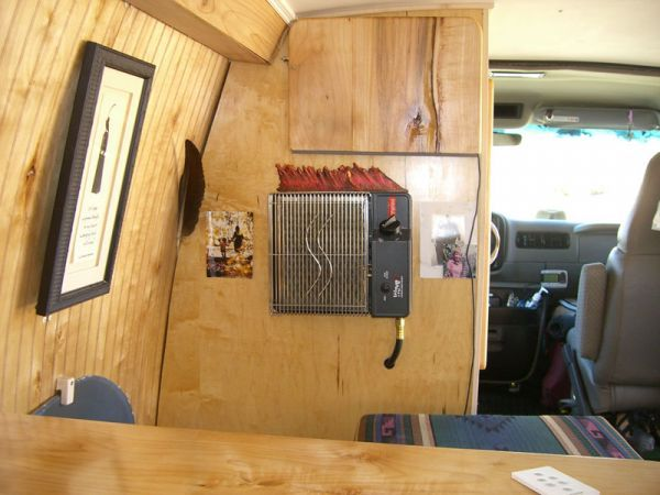 Image result for plywood inside rv