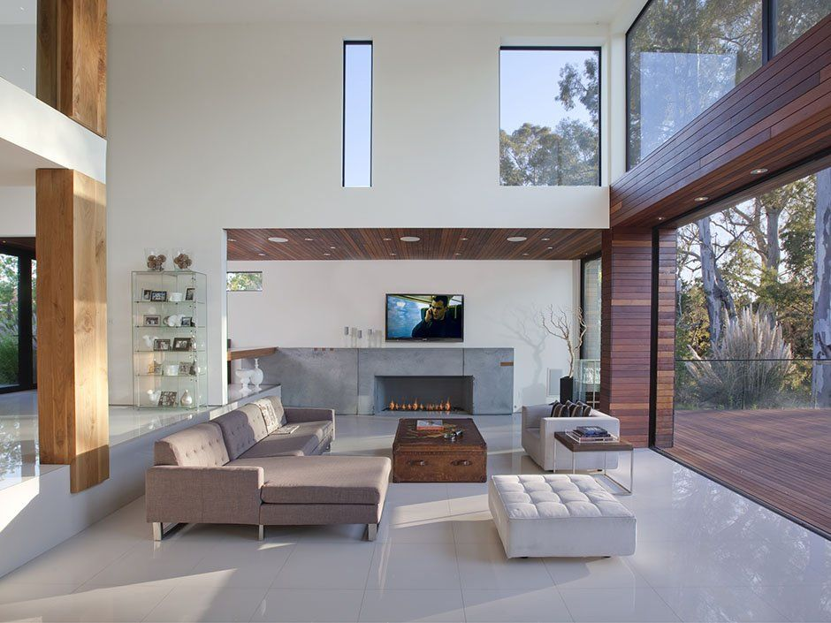 Neat Sophistication Flawless Design Contemporary Luxury Home