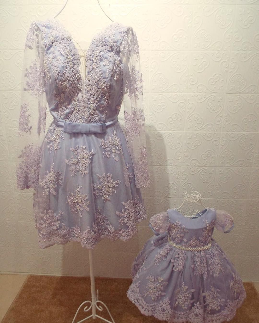 e9be718ee9 Vestido para tema Princesa Sofia 👸🏼 . A perfeição na renda escolhida e em  cada