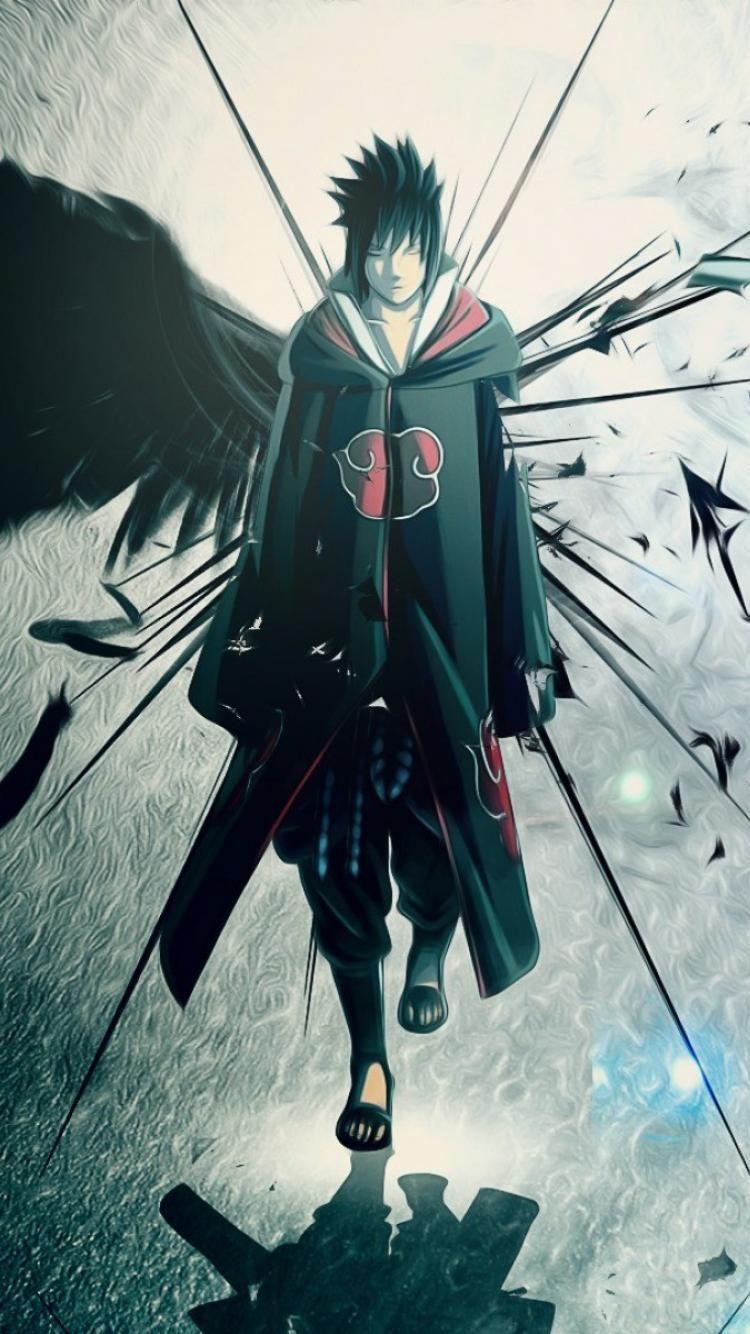 35 Gambar Wallpaper Anime Sasuke Keren Untuk Android Terbaru 2020 Di 2020 Naruto And Sasuke Sasuke Uchiha Naruto Minato