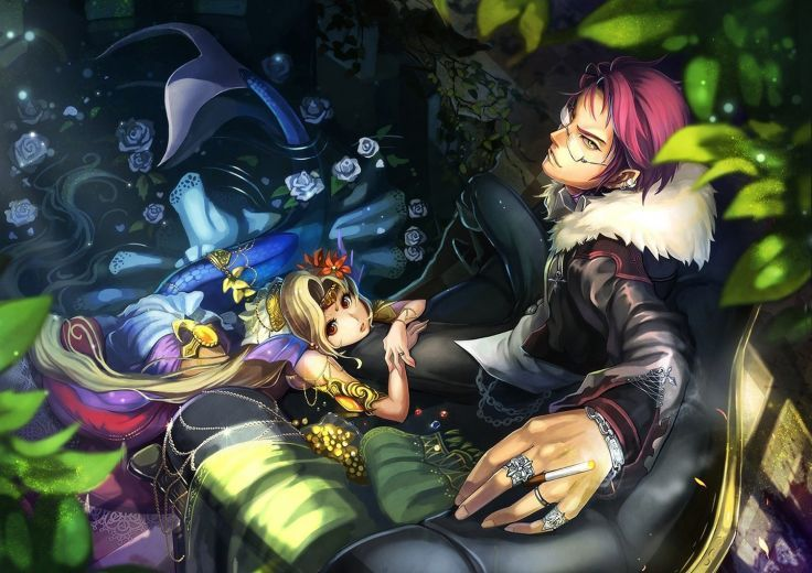 Fantasy Mermaids | Fantasy Mermaid Wallpaper/Background 1500 x ...