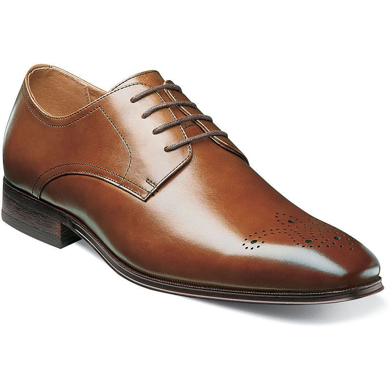 67ae805cf87ac Florsheim Carino Mens Oxford Shoes Lace-up Wing Tip