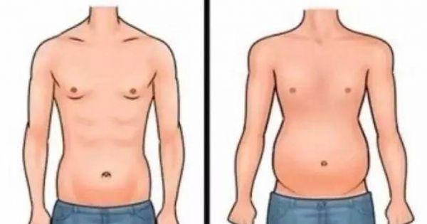 為什麼肚子上的肉最難減嗎?真相竟是因為…!很多人看了,才終於發現瘦不下來的原因!!