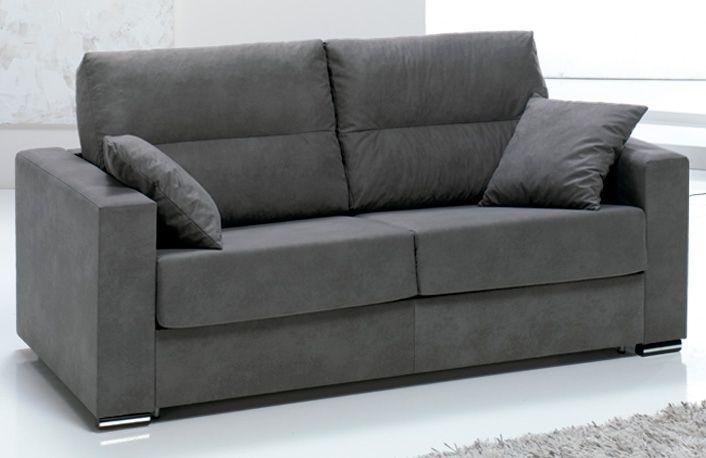 sof cama moderno con sistema italiano lofts