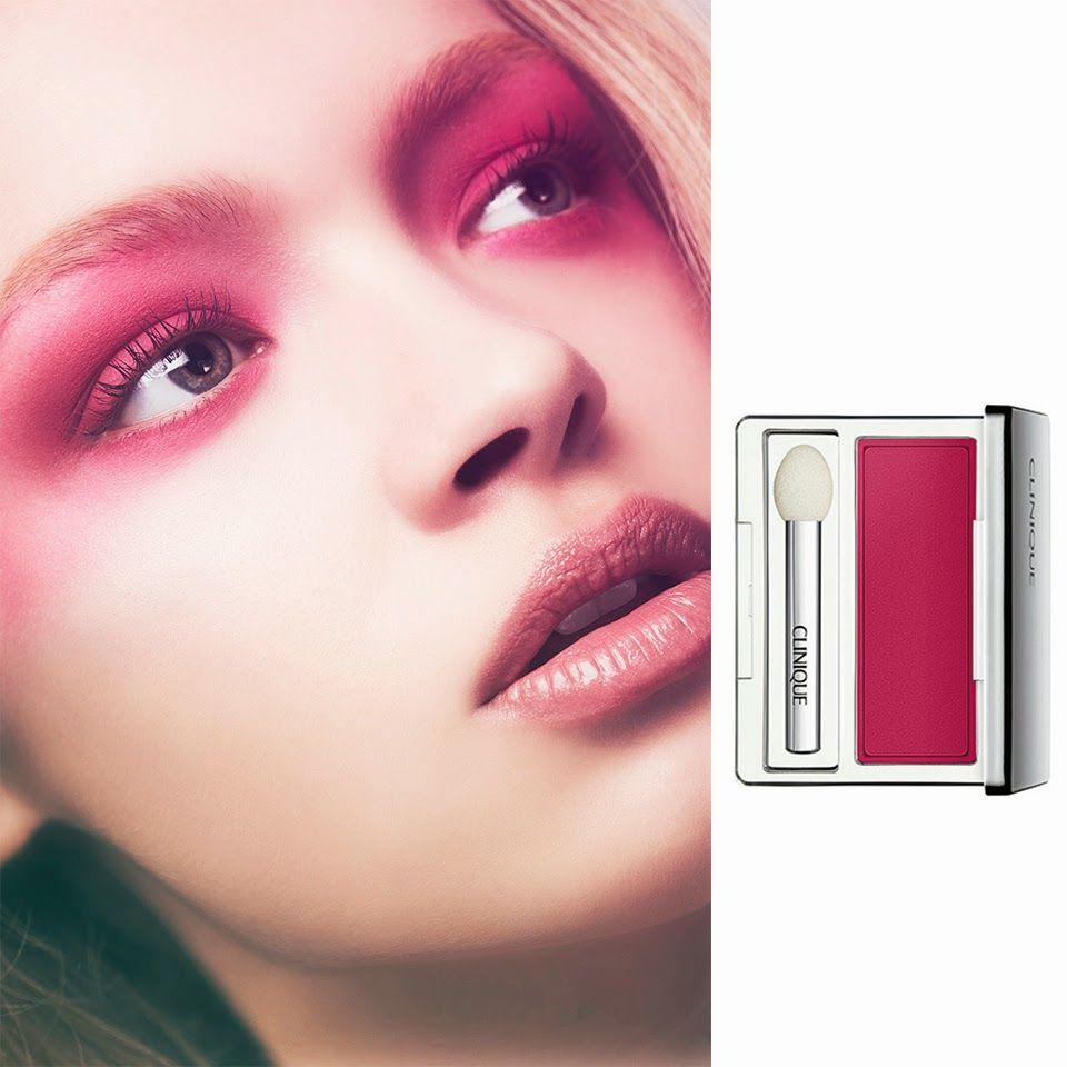 09ec9131cc6 Clinique Raspberry Beret Eyeshadow Loreal Paris, Estee Lauder, Revlon,  Beret, Makeup Eyes