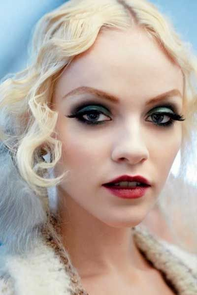 10 Long-Lasting New Years' Eve Makeup Looks from Pinterest | Daily Makeover