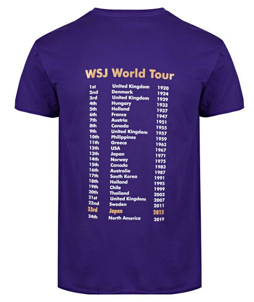 World Scout Jamboree Visite T-shirt Scouts t shirt Pinterest - announcer sample resumes