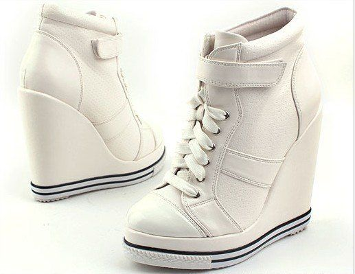 high heel wedge sneakers  dc83909297