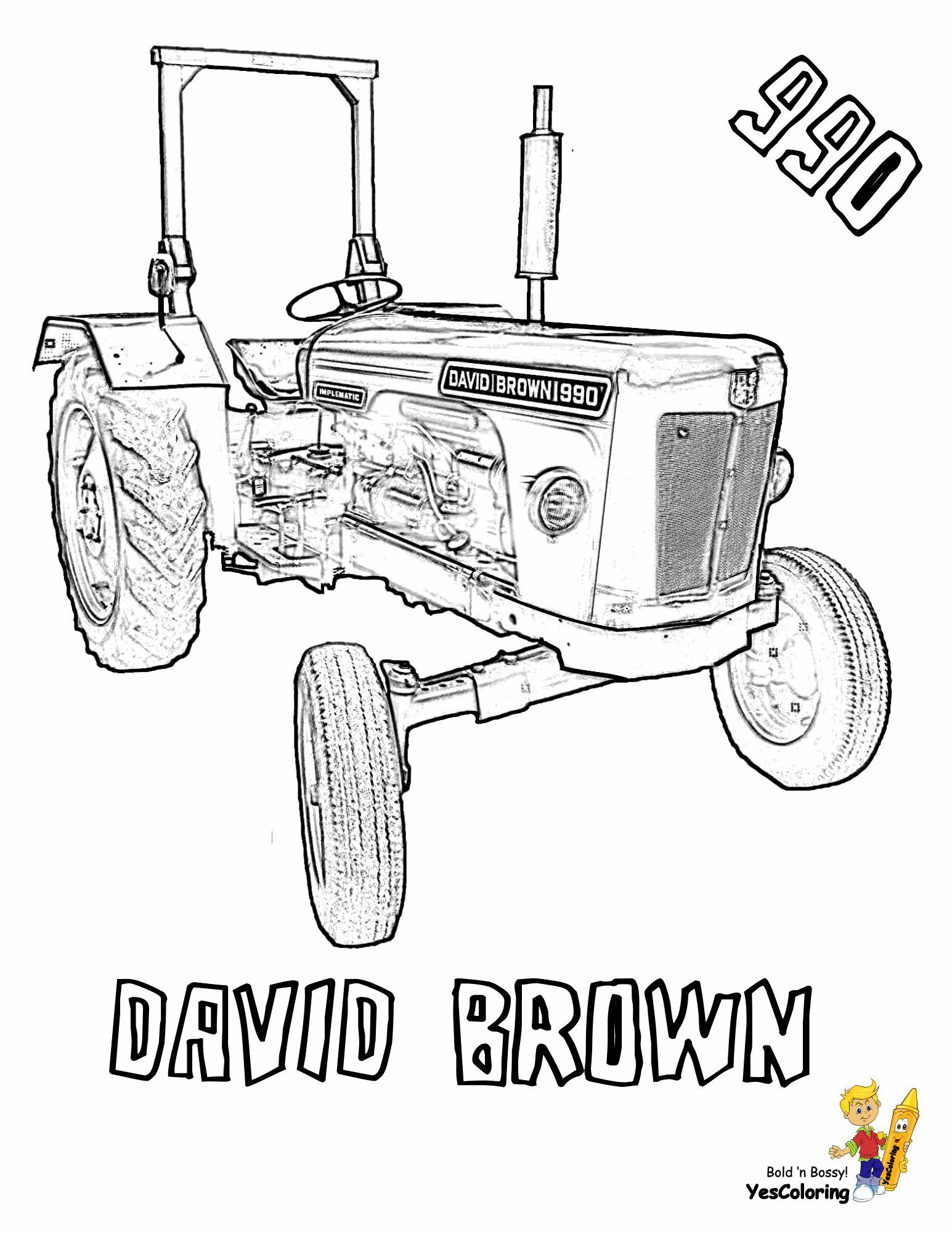 Kleurplaten Trekkers Massey Ferguson.Pin By Yescoloring Coloring Pages On Gritty Tractor Coloring