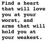 Find a heart...