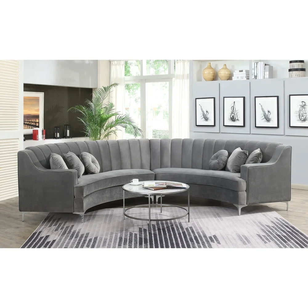 Online Shopping Bedding Furniture Electronics Jewelry Clothing More Furniture Sectional Sofa Curved Sofa
